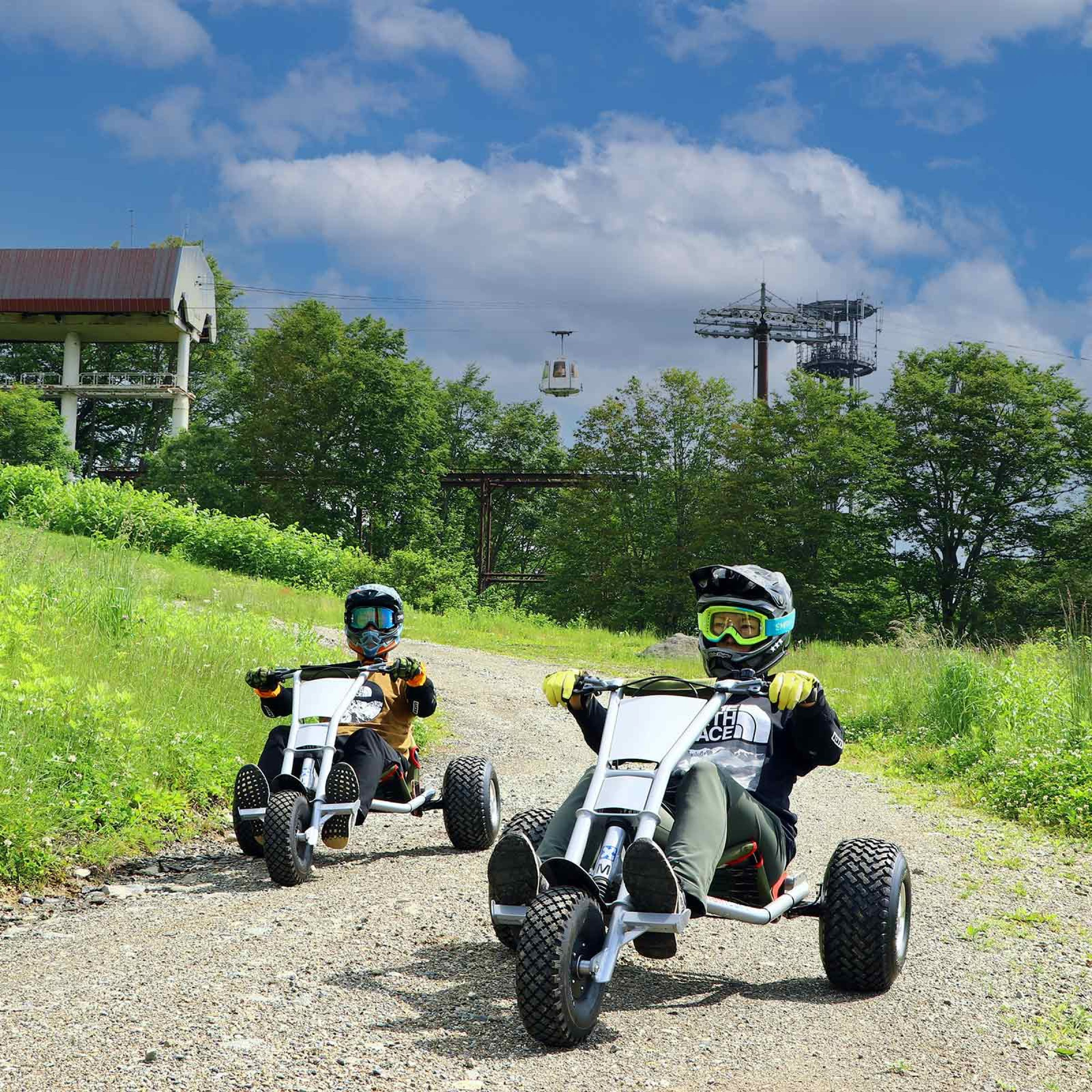 Mountain Cart Iwatake